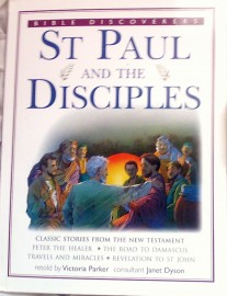 Saint Paul And The Disciples