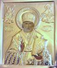 Icon Of Saint Nicolas